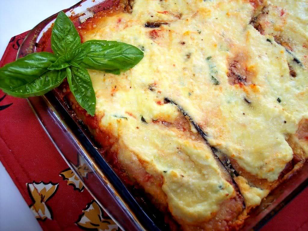 Eggplant Ricotta Bake - Proud Italian Cook