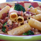 Country-Style Rigatoni