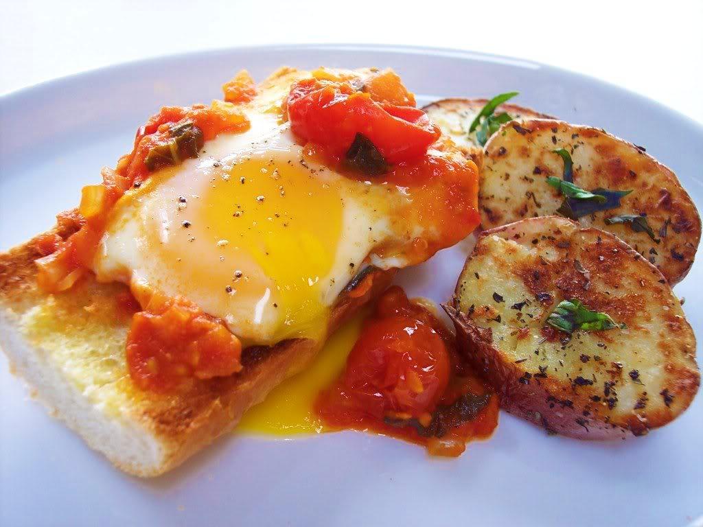Lazy weekend breakfast proud italian cook for Italian breakfast