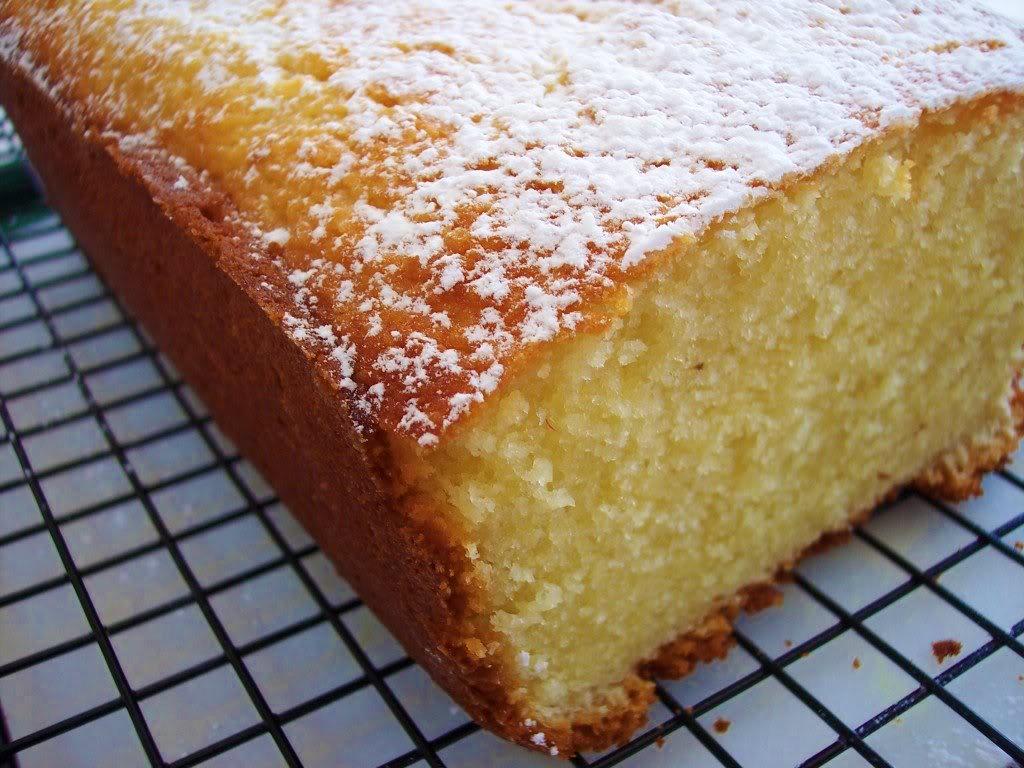 Lemon Ricotta Pound Cake With Berries Recipes — Dishmaps