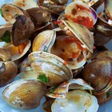 Clams on the Grill!