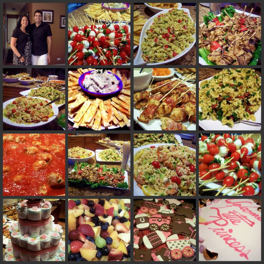 oh baby  proud italian cook, Baby shower
