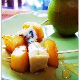 Pears with Gorgonzola