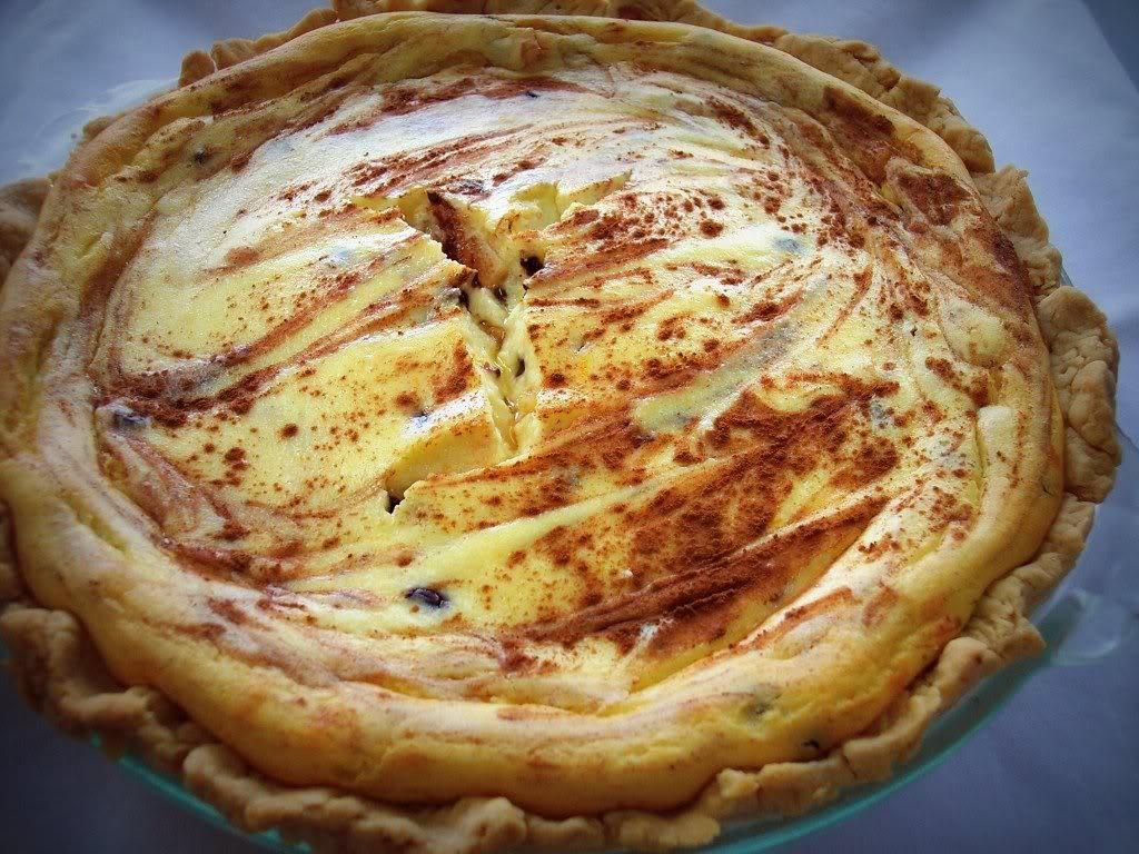 Sweet Ricotta Pie - Proud Italian Cook