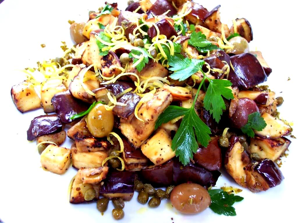 grilled eggplant salads Archives - Proud Italian Cook