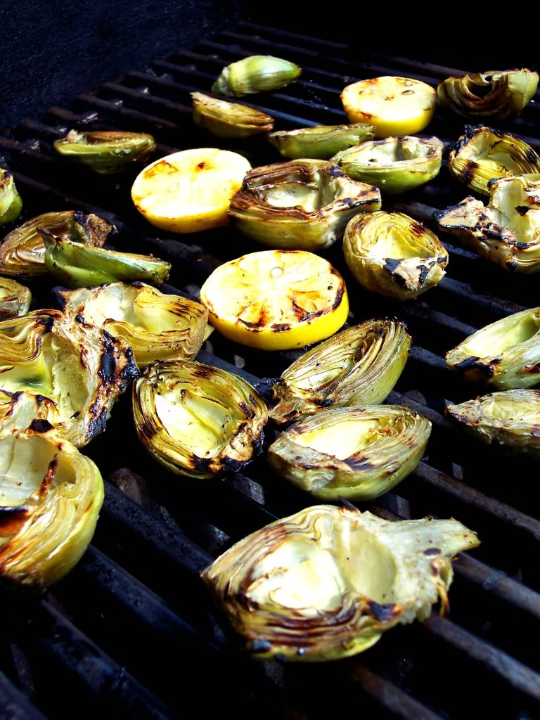 grill adds a nice smoky flavor that enhances the taste and the tomato ...