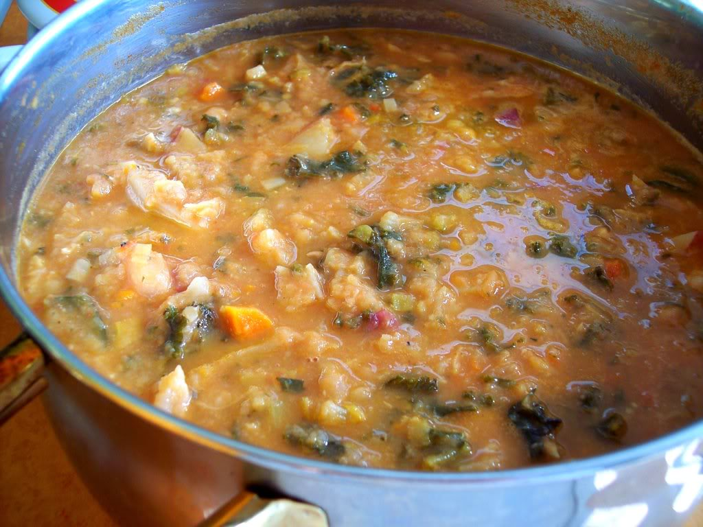 Memories of Ribollita, and by the way, did you notice my ...