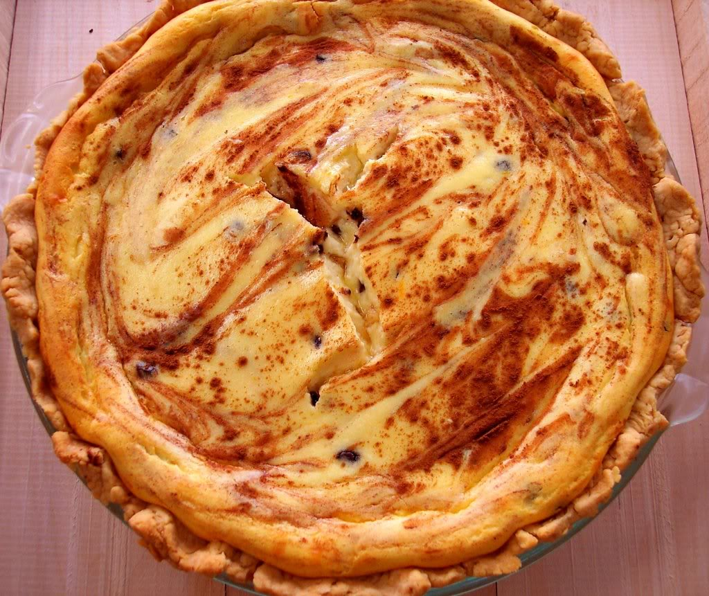 dishmaps sweet ricotta tart recipes dishmaps easter sweet ricotta pie ...