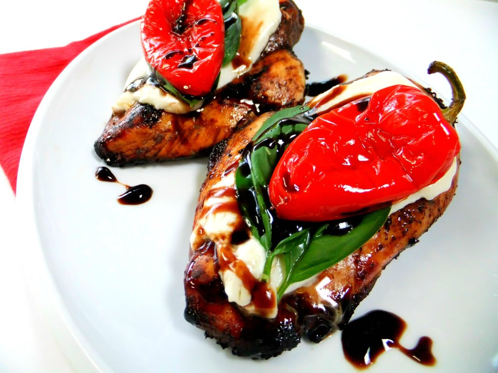 ... Balsamic reduced to perfection! | Mandarano Balsamic Glaze and Sauce