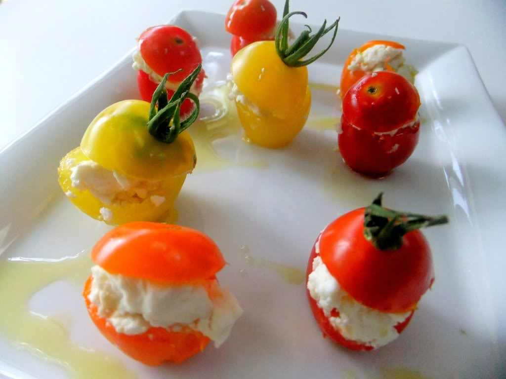 Sugar Sweet Cherry Tomatoes - Proud Italian Cook