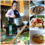 "Cooking Class with Pamela Sheldon Johns author of ""Cucina Povera"""