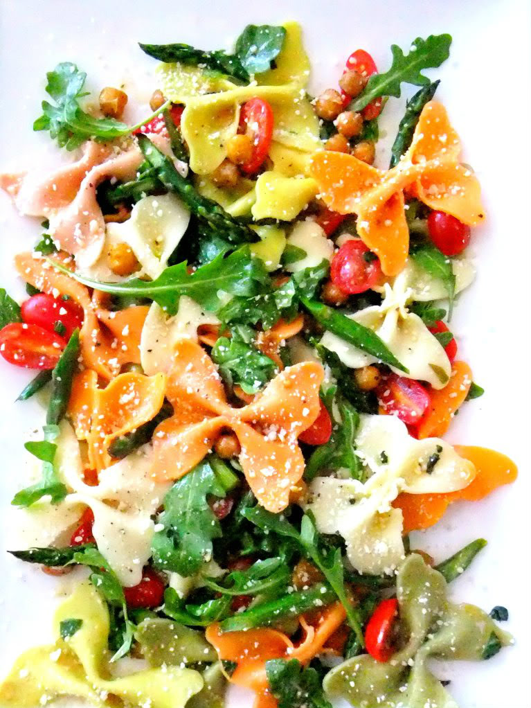 Farfalle Pasta Salad to Welcome in Spring - Proud Italian Cook