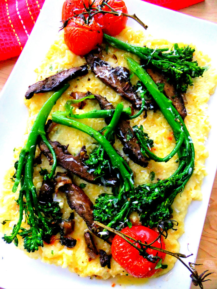 creamy polenta Archives - Proud Italian Cook