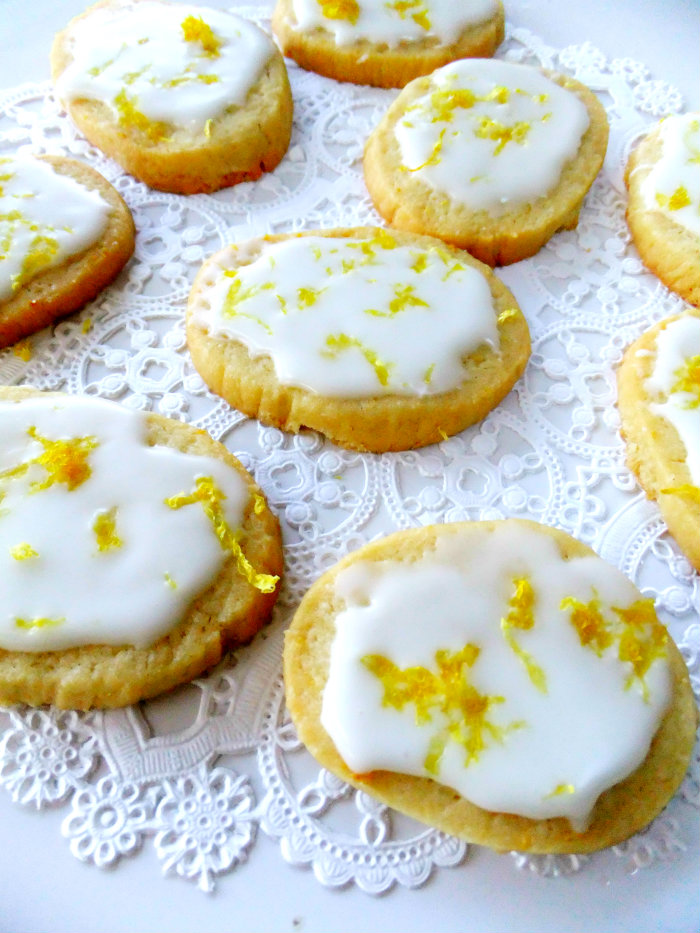 limoncello cookies
