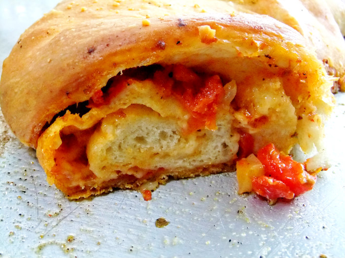 Pizza Bread - Proud Italian Cook