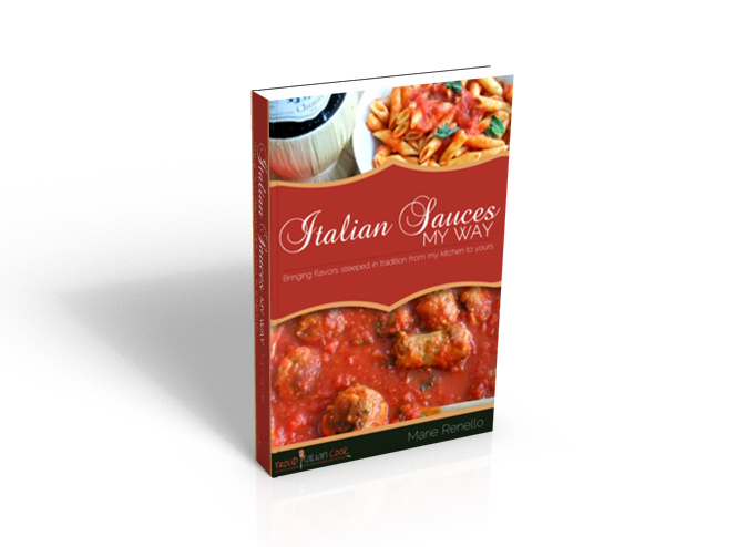 Italian Sauce Recipes E-book