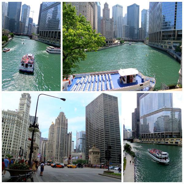 Chicago river