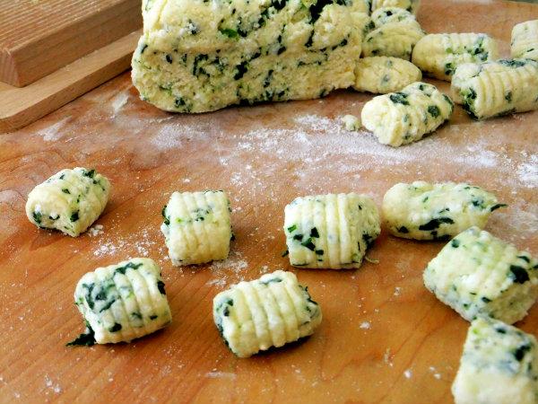 kale dough