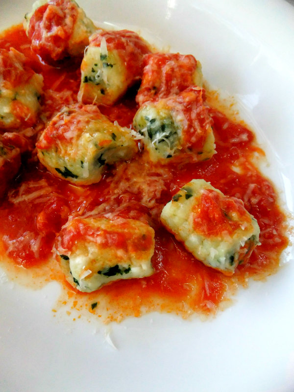 Easy Ricotta Gnocchi Recipe — Dishmaps