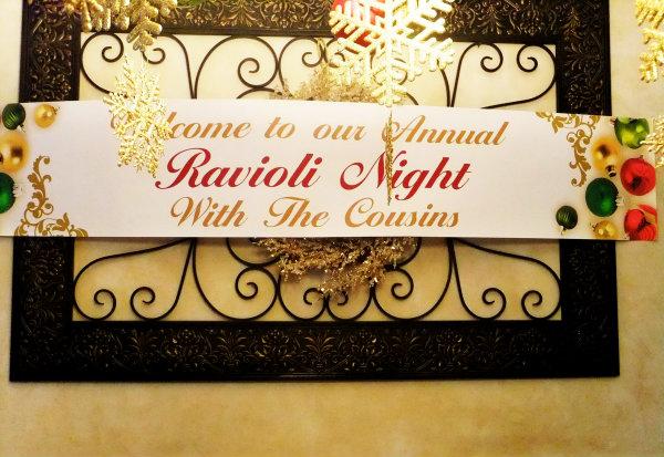 ravioli party