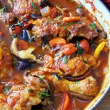 It's a Chicken Cacciatore Kind of Day!