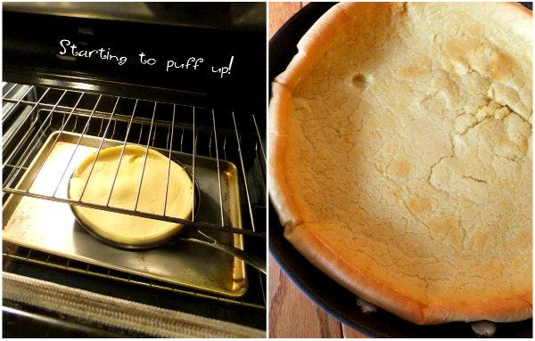 puff pancake