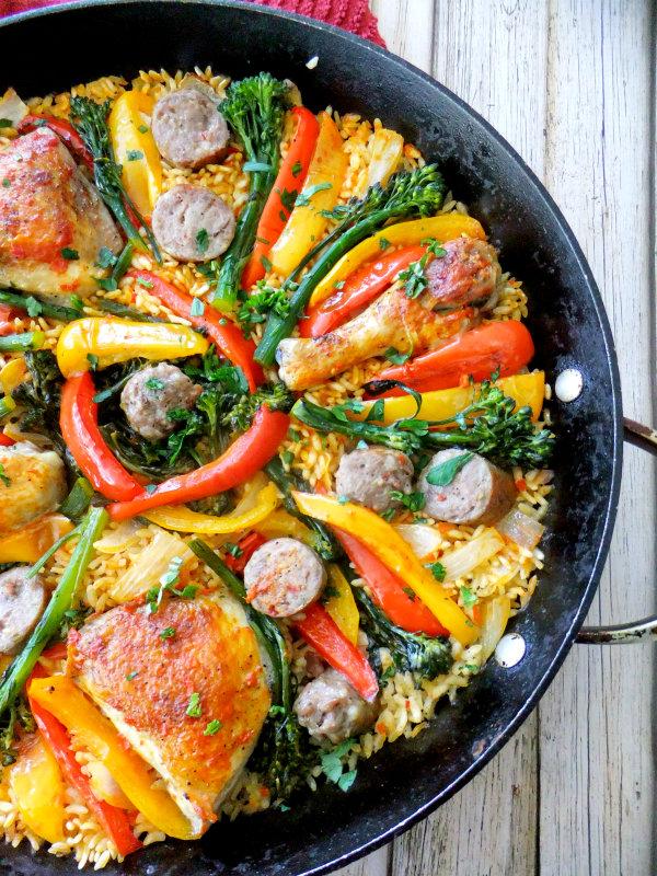 how to make seafood paella recipe filipino style
