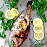 Summer Entertaining with Grilled Whole Fish
