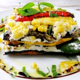 End of Summer Veggie Stacks