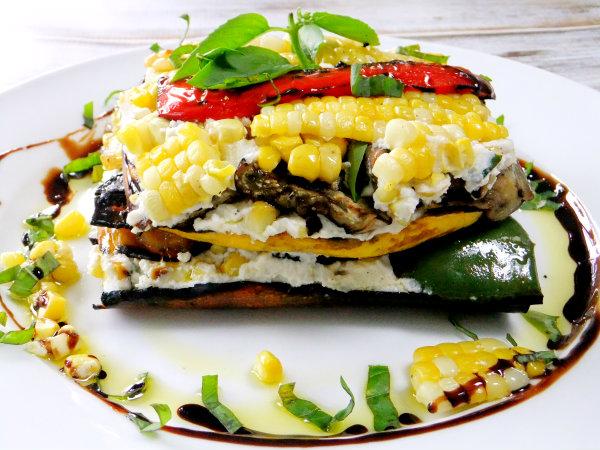 veggie stacks