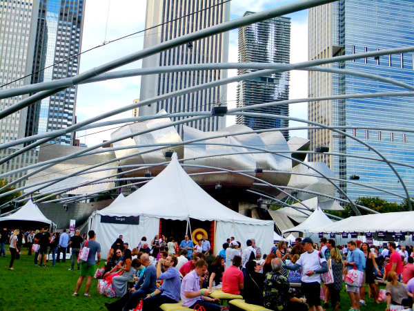 Chicago Gourmet 2014