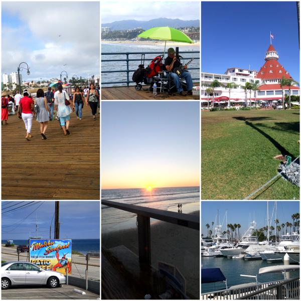 california scenes