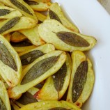 Sage Embossed Fingerling Potatoes