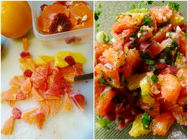 winter citrus salsa