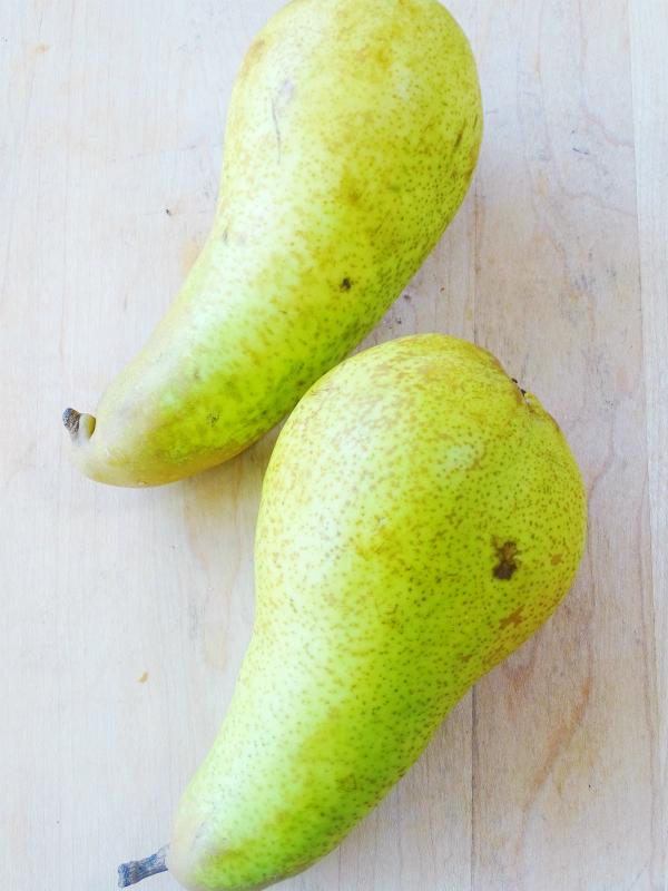 Abate pears