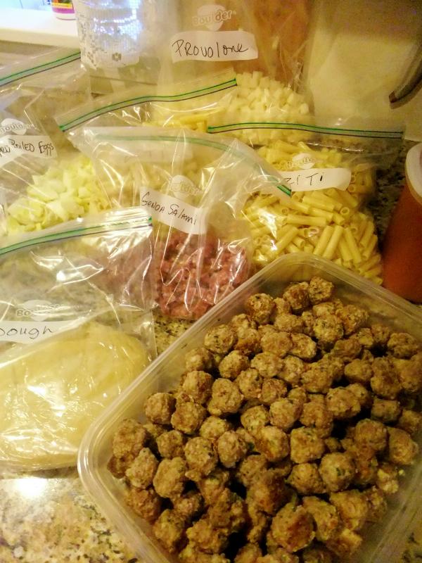 timpano ingredients