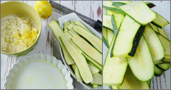 zucchini ricotta cheesecake ingredients