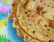 easter ricotta pie