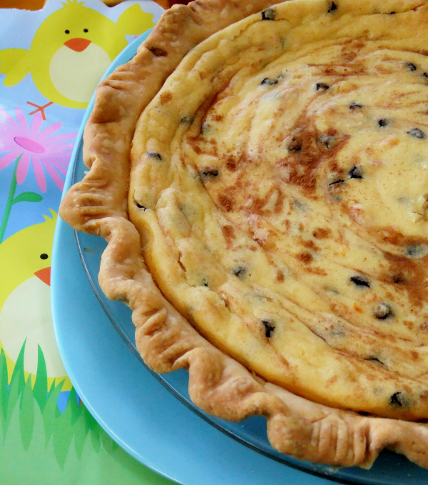 Easter Ricotta Pie - Proud Italian Cook