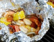 Easy Clambake on the Grill