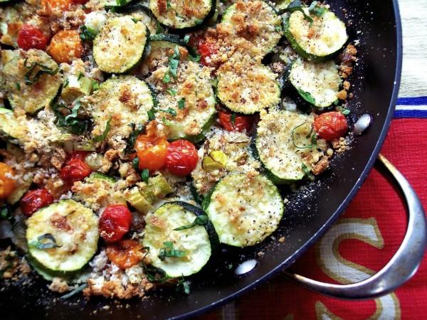 zucchini gratin