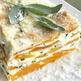 Noodle-less Loaf Pan Butternut Squash Lasagna