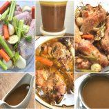 Make Ahead Stress Free Thanksgiving Turkey Gravy