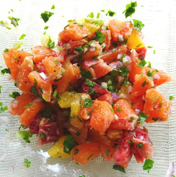 citrus salsa
