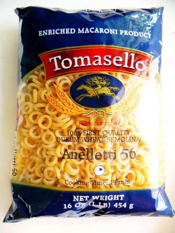 anelletti pasta