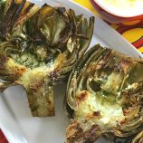 How To Make Grilled Artichokes Italian-Style