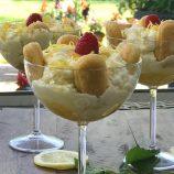 Easy Summer Limoncello Tiramisu
