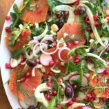 Winter Citrus Salad Guaranteed to Brighten Your Day