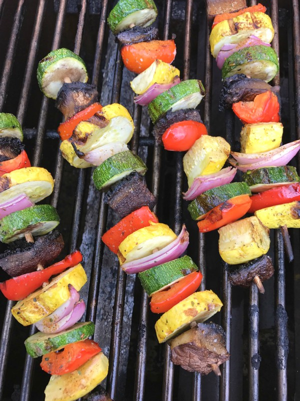 grilled kabob