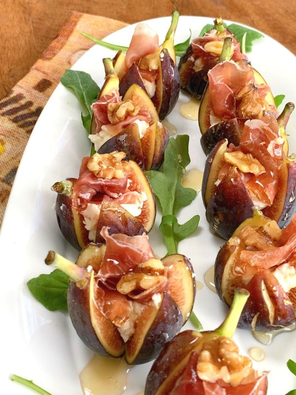 fig and prosciutto